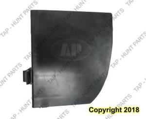 Bumper Front Upper Mounting Plate For Air Deflector Driver Side/Passenger Side GMC Canyon 2004-2012