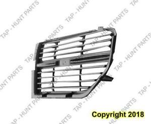 Grille Driver Side Black Se Dodge Magnum 2005-2007