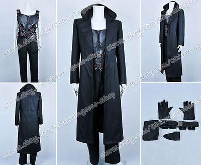 Blade: Trinity Wesley Snipes Cosplay Kostüme Blade Schwarz - Trinity Kostüme
