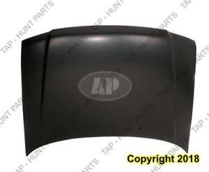 Hood Steel Except Sport Ford Explorer 2002-2005