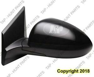 Door Mirror Power Driver Side Heated Ptm Chevrolet Sonic 2012-2017