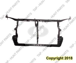 Radiator Support Exclude Hybrid CAPA Toyota Camry 2007-2011