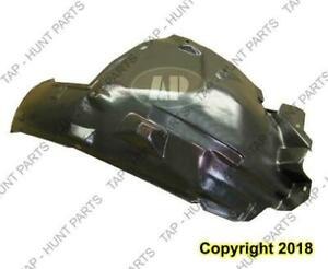 Fender Liner Front Driver Side Without Sport Sedan (Front Section) Infiniti G35 2007-2008