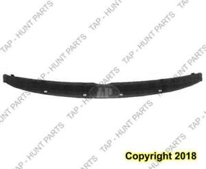 Bumper Inner Fascia Filler Front Use With Chrome Bumper Without Tow Hooks Dodge Ram 2002-2008