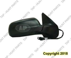 Door Mirror Power Passenger Side Heated Blue Glass [Jetta 1999-2005] [Jetta City 2007-2009] Volkswagen Jetta