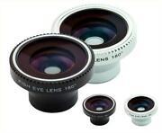 Fish Eye Lens Mobile