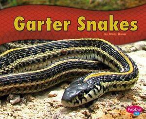 Snakes: Garter Snakes by Mary Dunn (2013, Hardcover)