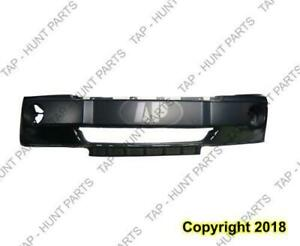 Bumper Front Primed Use With Chrome Insert Exclude Srt-8 Jeep Grand Cherokee 2005-2007