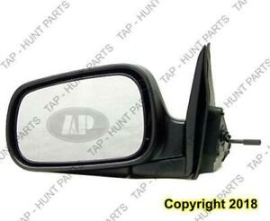 Door Mirror Manual Driver Side Coupe Honda Accord 1994-1997