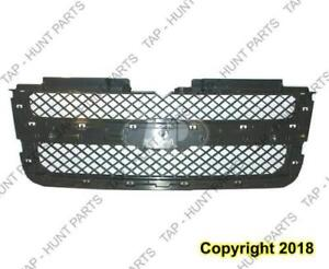 Grille Grey Lt Models Chevrolet Trailblazer 2006-2009