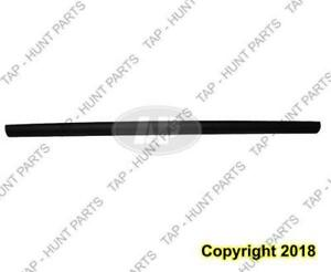 Tailgate Moulding Upper Textured  Ford F250 F350 F450 F550 2002-2003