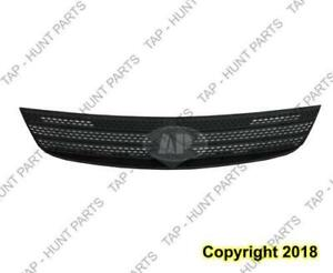 Grille (Primed-Black) Hatchback Suzuki SX4 2007-2009