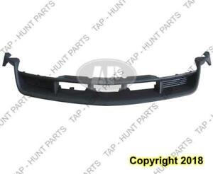 Valance Front Lower Textured Gt Model CAPA Ford Mustang 2010-2012