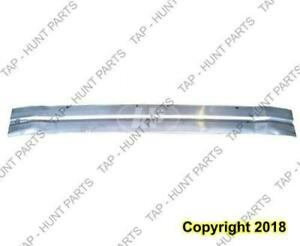Rebar Front Without Parking Aid Aluminum Audi Q5 2010-2012