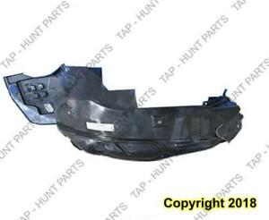 Fender Liner Driver Side Sedan Ex-L/Ex-L Navi/Si Honda Civic 2012