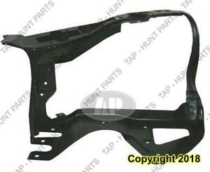Head Lamp Mounting Panel Driver Side Steel Mercedes S-Class 2000-2006