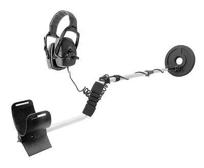 Pyle PHMD4 Treasure Hunter 4000 Weatherproof Pro Metal Detector, w/Headphones