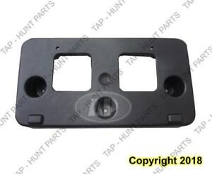 License Plate Bracket Front Sedan/Hatchback  Ford Fiesta 2011-2013