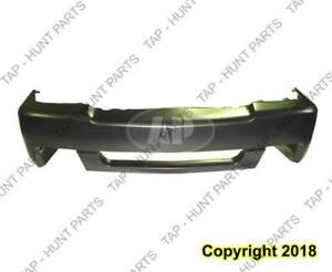 Bumper Front Primed With Sport Ss Model Chevrolet Silverado 2003-2007