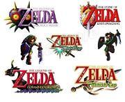 Zelda Fabric
