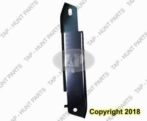 Bumper Mounting Plate Front Passenger Side Steel Ford F150 2006-2008