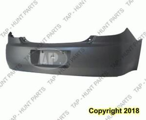 Bumper Rear Primed Sedan Ex-Gxp Model PONTIAC G6 2005-2010