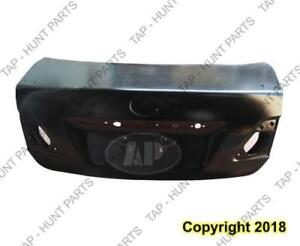 Trunk Lid Without Keyless Entry  Toyota Corolla 2009-2010