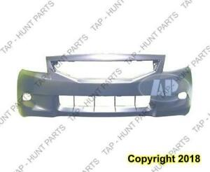 Bumper Front Primed Coupe Honda Accord 2008-2010