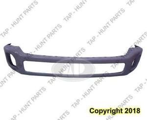 Bumper Front Face Bar Primed For F450 With End Cap  Ford F250 F350 F450 F550 2011-2015