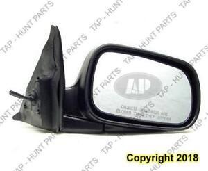 Door Mirror Manual Passenger Side Coupe Honda Accord 1994-1997