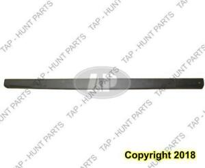Tailgate Moulding Upper Black (Without Integrated Step) Ford F250 F350 F450 F550 2008-2015