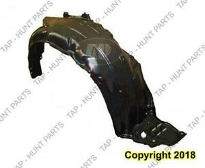 Fender Liner Passenger Side Dx Sedan Honda Civic 2006-2011
