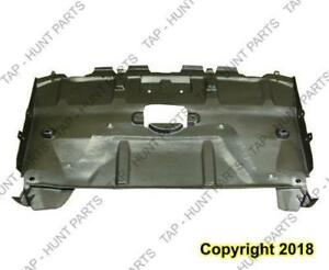 Engine Splash Shield Center With A/T Without Turbo Subaru Legacy 2010-2013