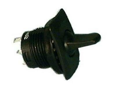 Philmore 30-10320 Spdt On-on Round Paddle Lever Toggle Switch 6a125v Ac