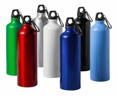 Borraccia bottiglia acqua bevande termica in alluminio 750ML