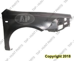 Fender Front Passenger Side With Side Lamp Hole CAPA Chevrolet Malibu 2008-2012
