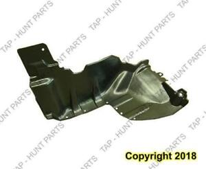 Engine Splash Shield Driver Side Without Turbo Subaru Forester 2009-2013