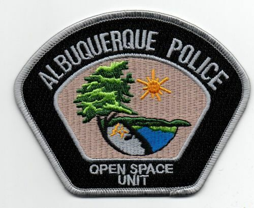 NEW MEXICO NM ALBUQUERQUE POLICE OPEN SPACE UNIT NICE PATCH SHERIFF