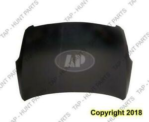 Hood Steel [Sedan/Hybrid 2007-2009] [Coupe 2008-2009] CAPA Nissan ALTIMA