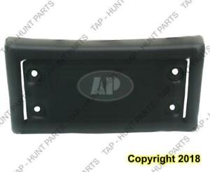 License Plate Bracket Front GMC Envoy 2002-2009