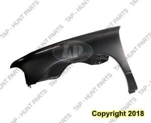 Fender Front Driver Side Without Emblem Hole Dodge Dakota 1997-2004