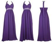 Evening Maxi Dress Size 14