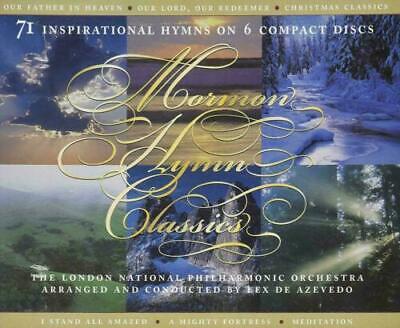 London National Philharmonic Orchestra: 71 Mormon Hymn Classics 6 CD Box Set LDS