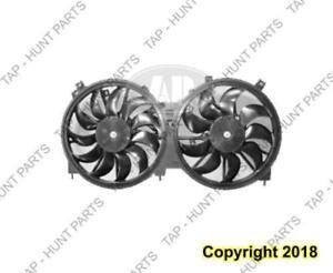 Cooling Fan Assembly V6 Nissan MURANO 2009-2014