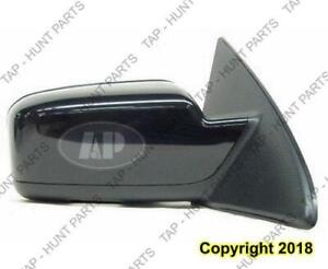 Door Mirror Power Passenger Side Heated/Puddle Lamp Ford Fusion 2010