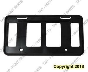 License Plate Bracket Front Toyota Tundra 2014-2017