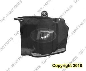 Undercar Shield Driver Side [Sedan 2007-2009] [Coupe 2008-2011] Nissan ALTIMA