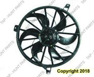 Radiator Fan Assembly With Tow Package Without Shroud Jeep Grand Cherokee 1999-2003