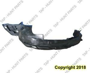 Fender Liner Driver Side Dx Hf Ex Lx Sedan Honda Civic 2012