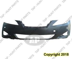 Bumper Front Primed With Sensor Hole Without Washer Hole Capa Lexus IS250 2006-2008